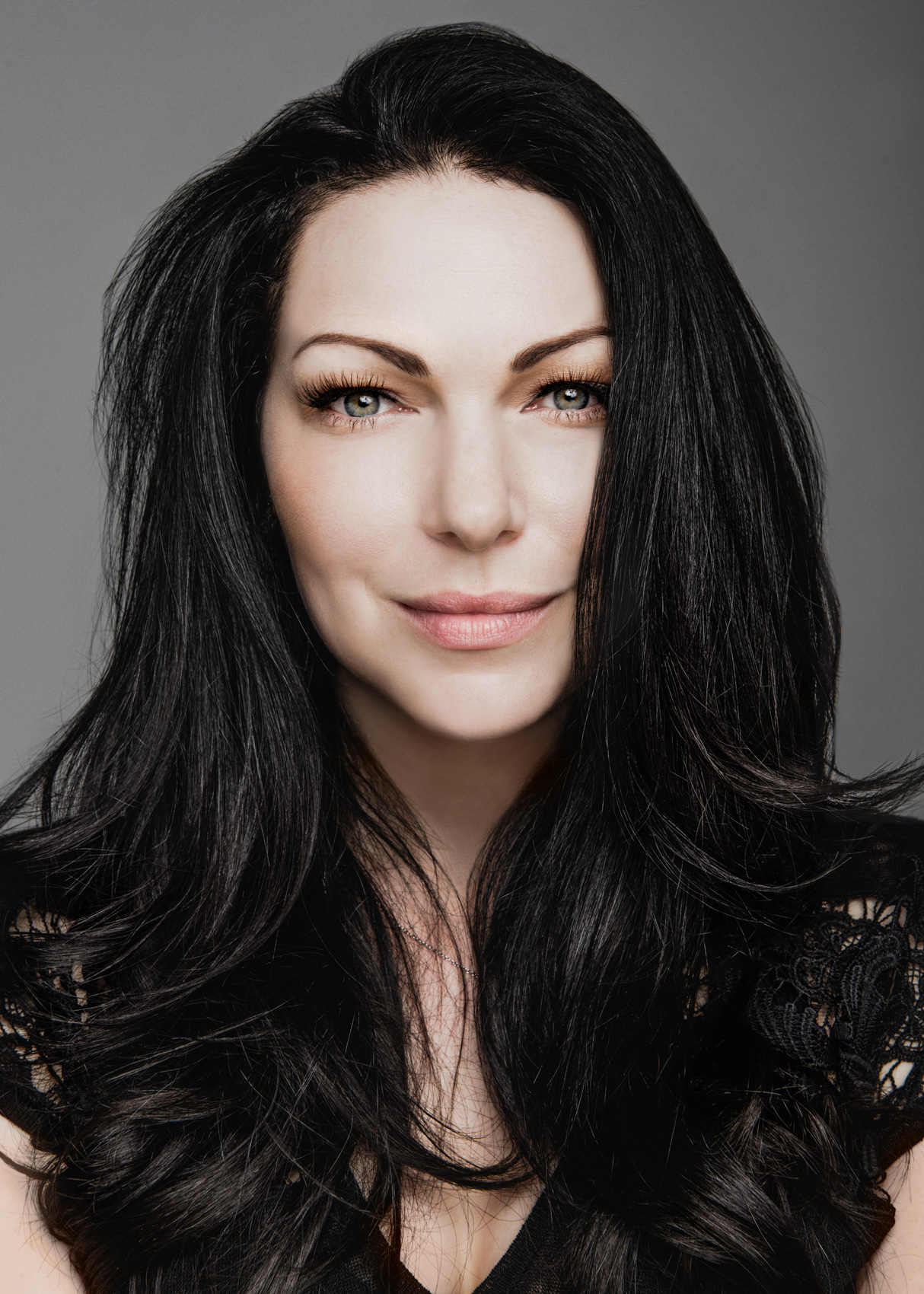 Los Angeles Portrait Photographer - Laura Prepon in studio by Ray Kachatorian