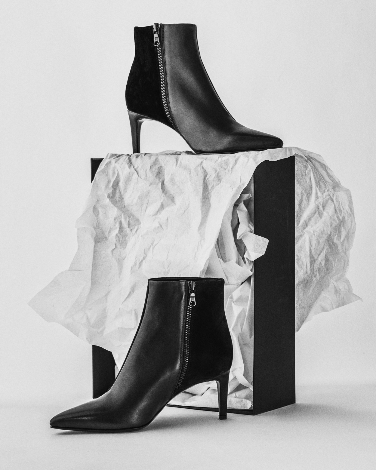 Los Angeles Still Life Photographer - Boots by Ray Kachatorian